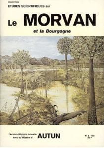 Etudes scientifique sur le Morvan et la Bourgogne