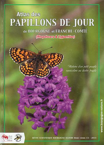 Atlas des Papillons de jour de Bourgogne et Franche-Comté