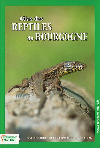 Atlas des reptiles de Bourgogne