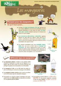 """Fiche technique SOS Oiseaux Bourgogne """"mangeoires"""" - Société d'histoire naturelle d'Autun"""